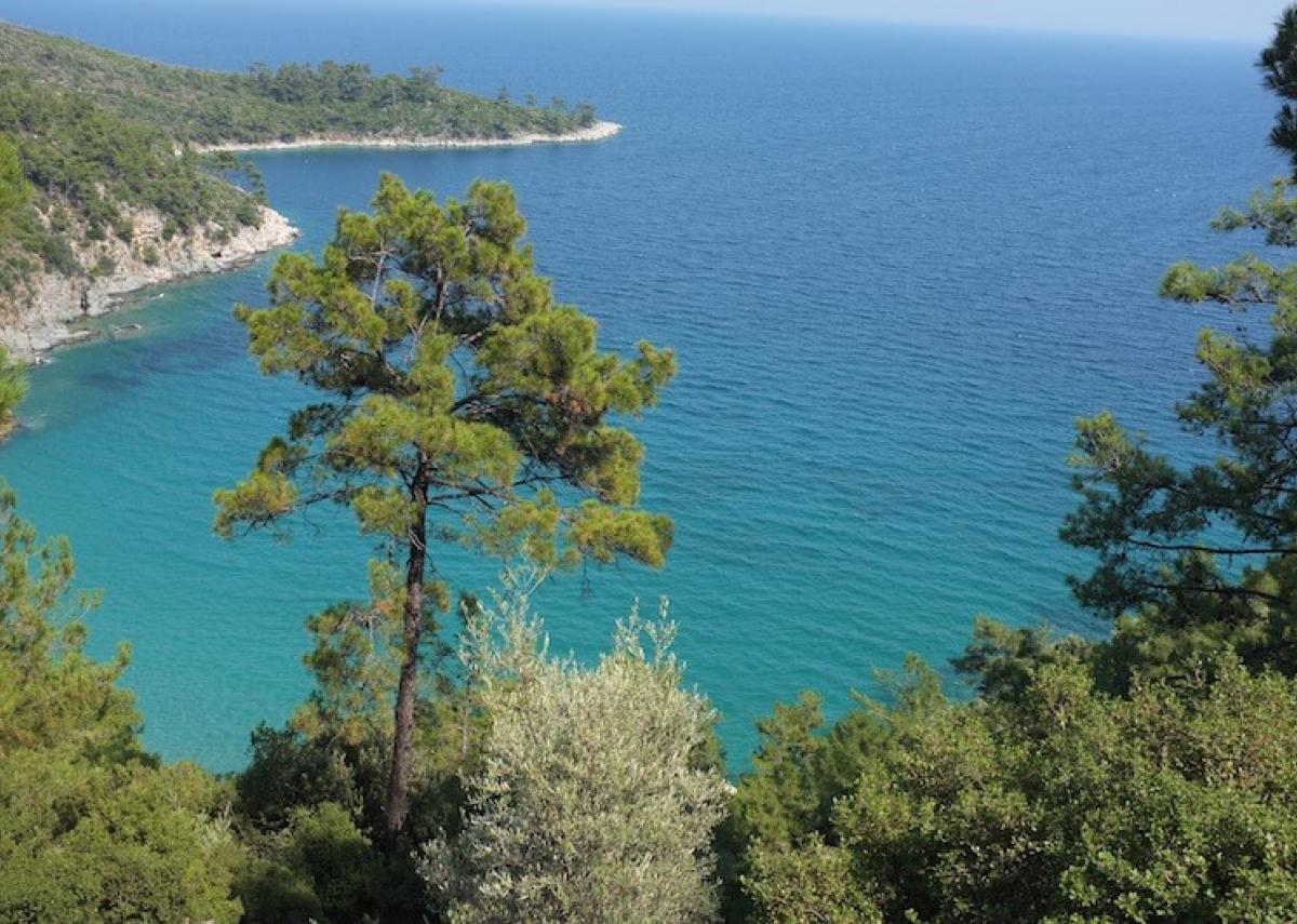 Thasos in a different way