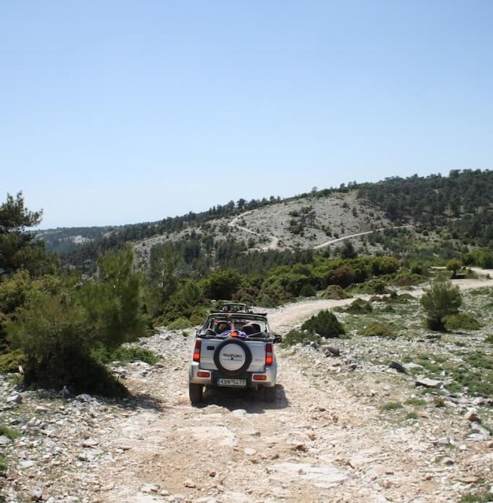 Jeep Safari Thasos
