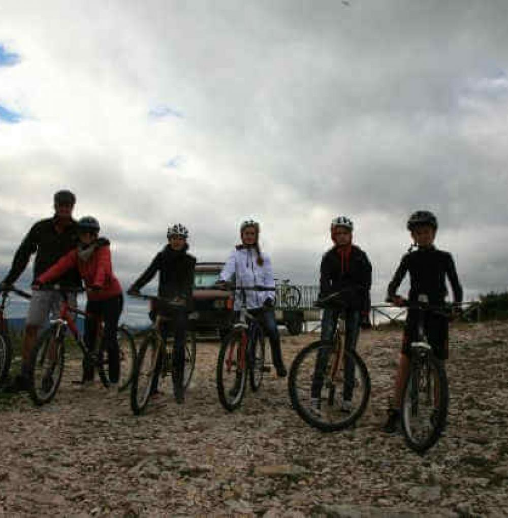 The Panorama biking tour of Nestos Gorge