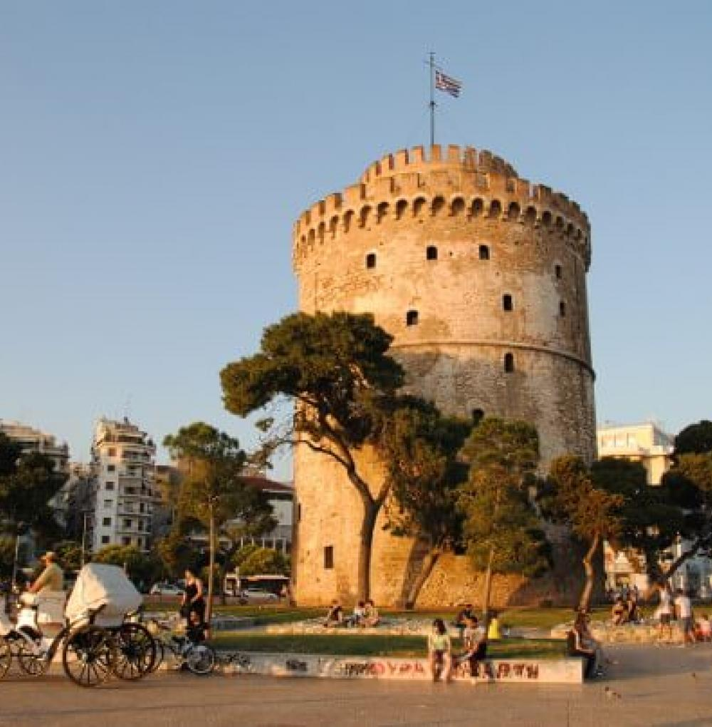 City Tour Thessaloniki