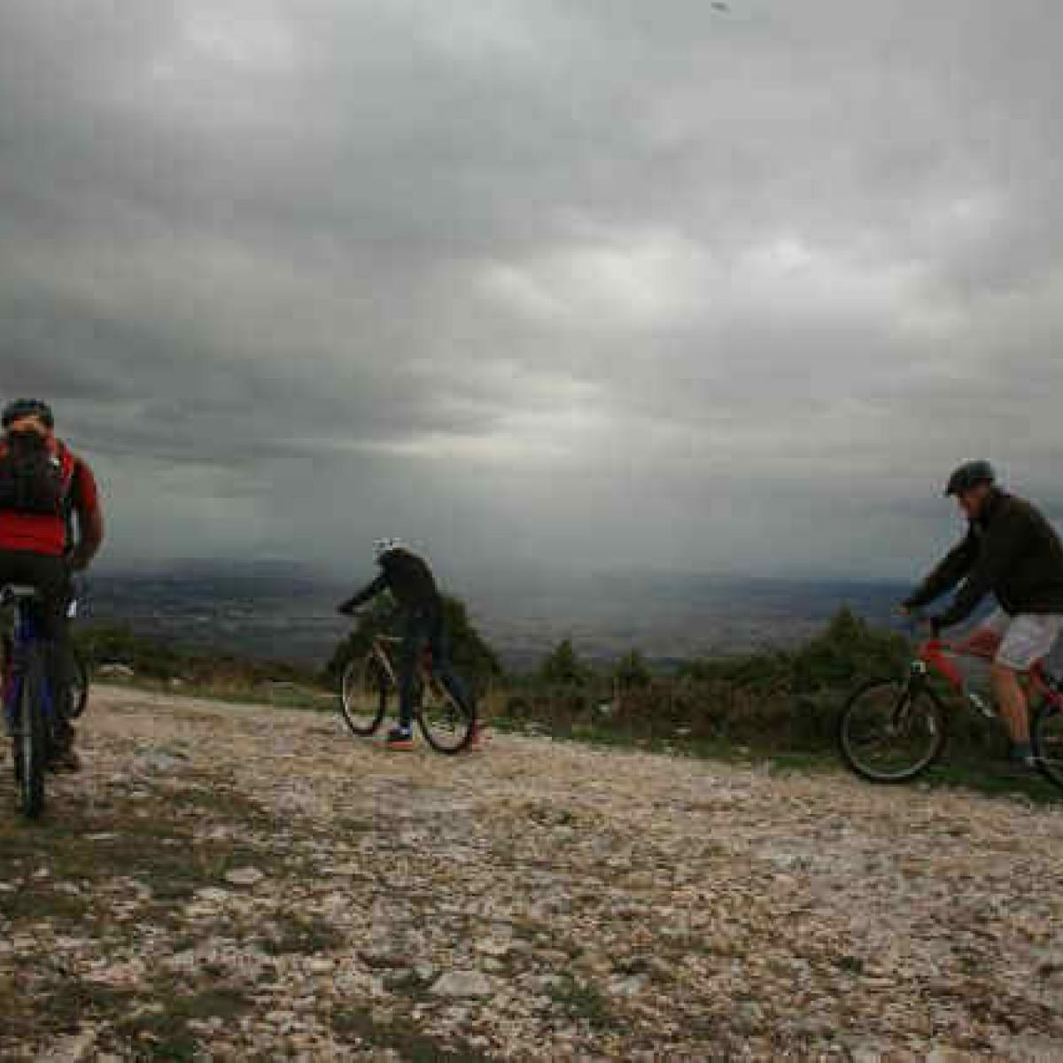 The Panorama biking tour of Nestos Gorge 3