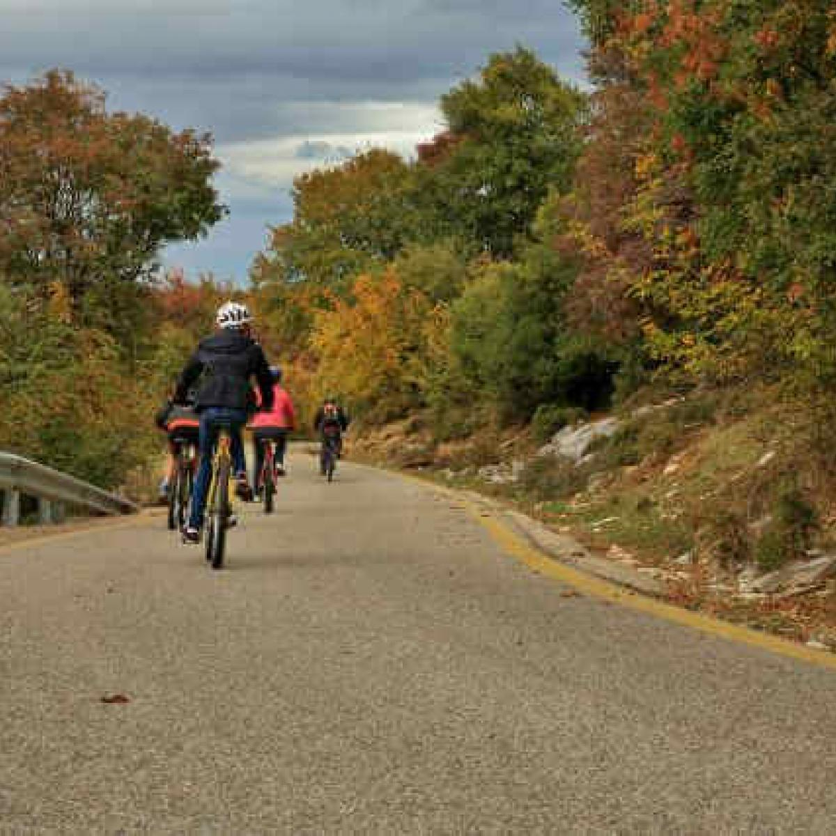The Panorama biking tour of Nestos Gorge 4