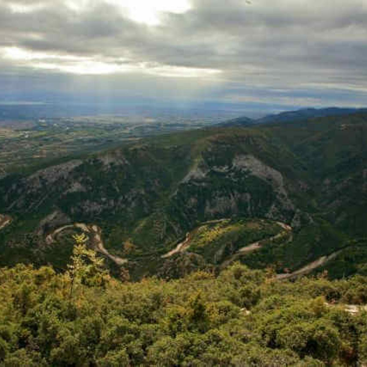 The Panorama biking tour of Nestos Gorge 6