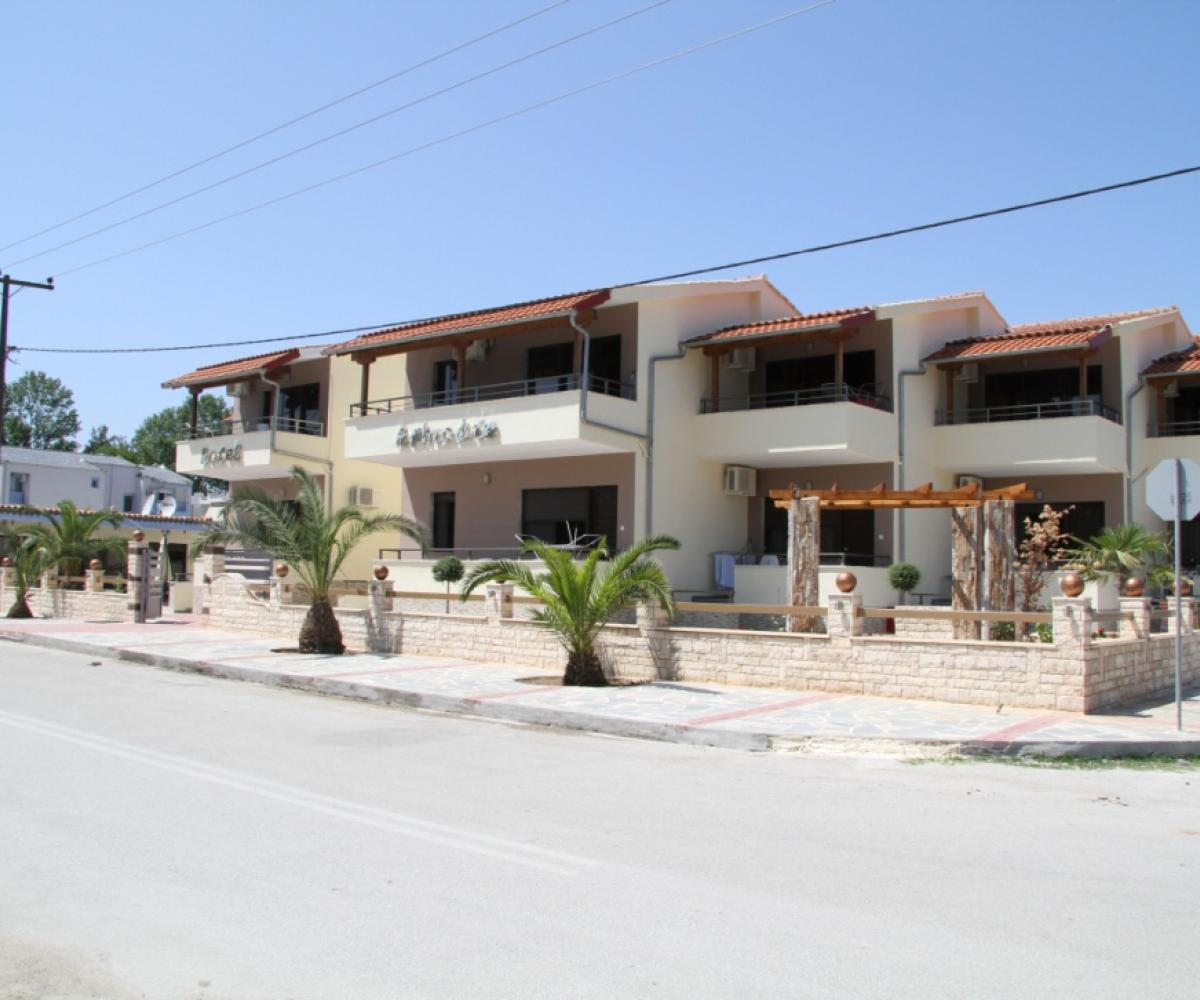 Hotel Aphrodite, Keramoti - Visit North Greece