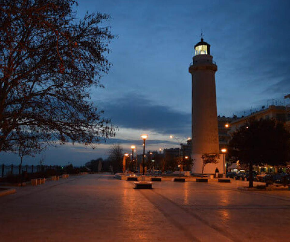 The lighthouse of Alexandroupolis - Visit North Greece