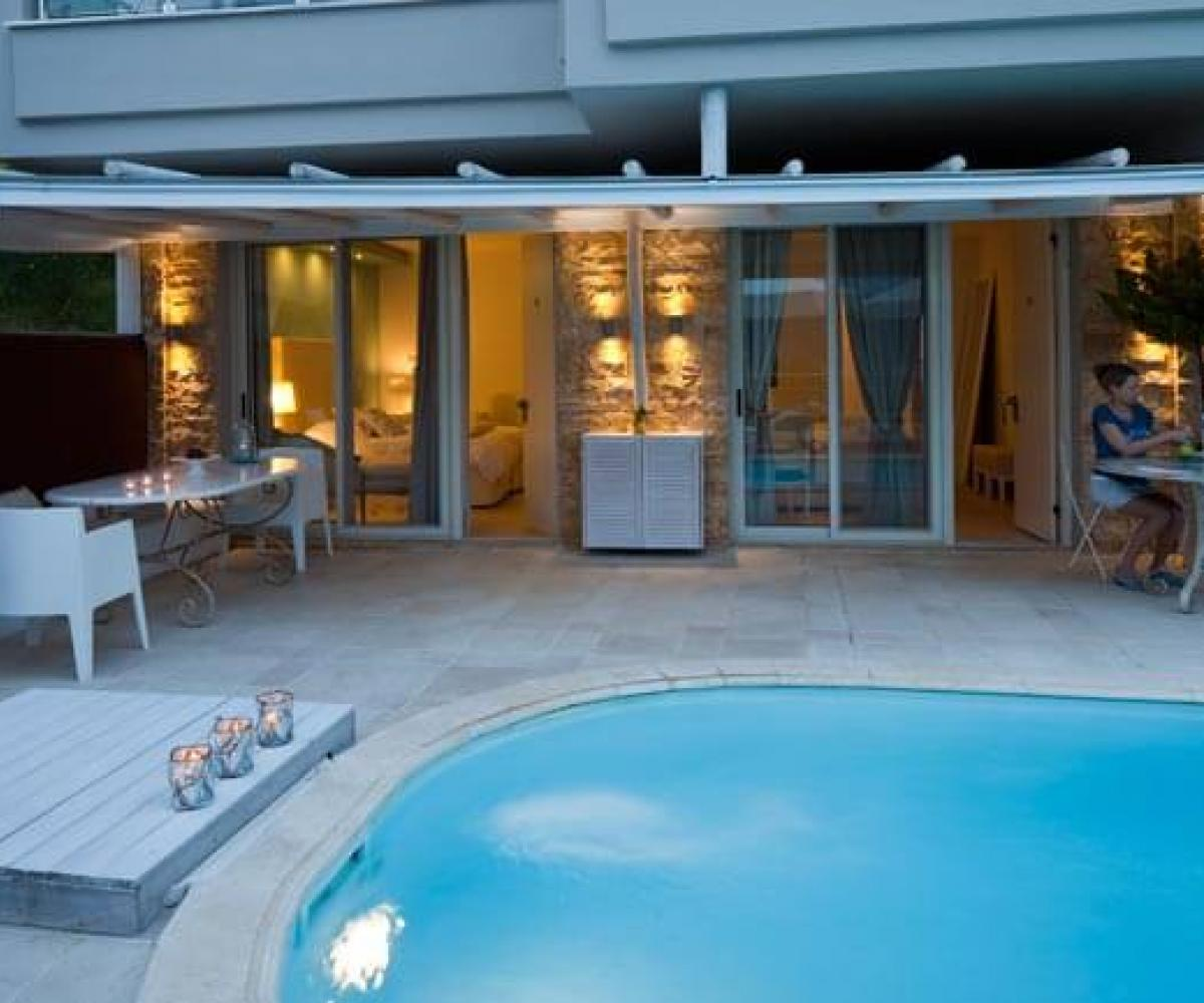 Boutique Hotel Mare Monte - Thasos - Visit North Greece