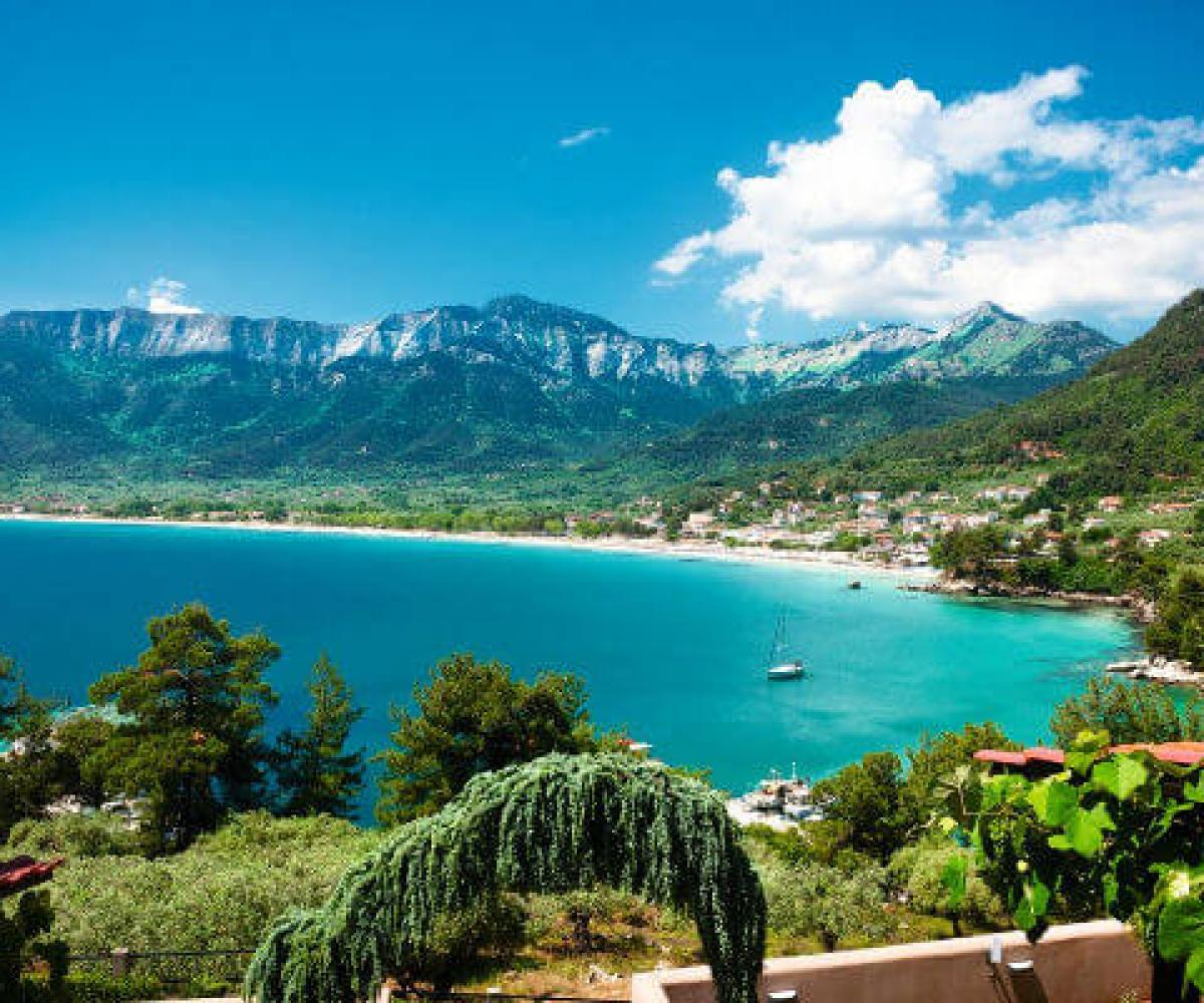 Villa Island View - Thasos - Visit North Greece