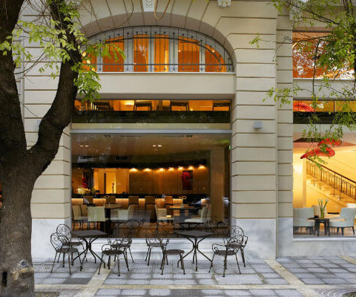 Hotel The Excelsior - Thessaloniki - Visit North Greece