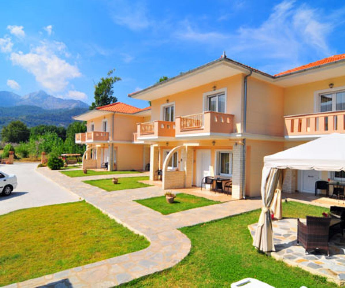 Villas Almyra - Thasos - Visit North Greece