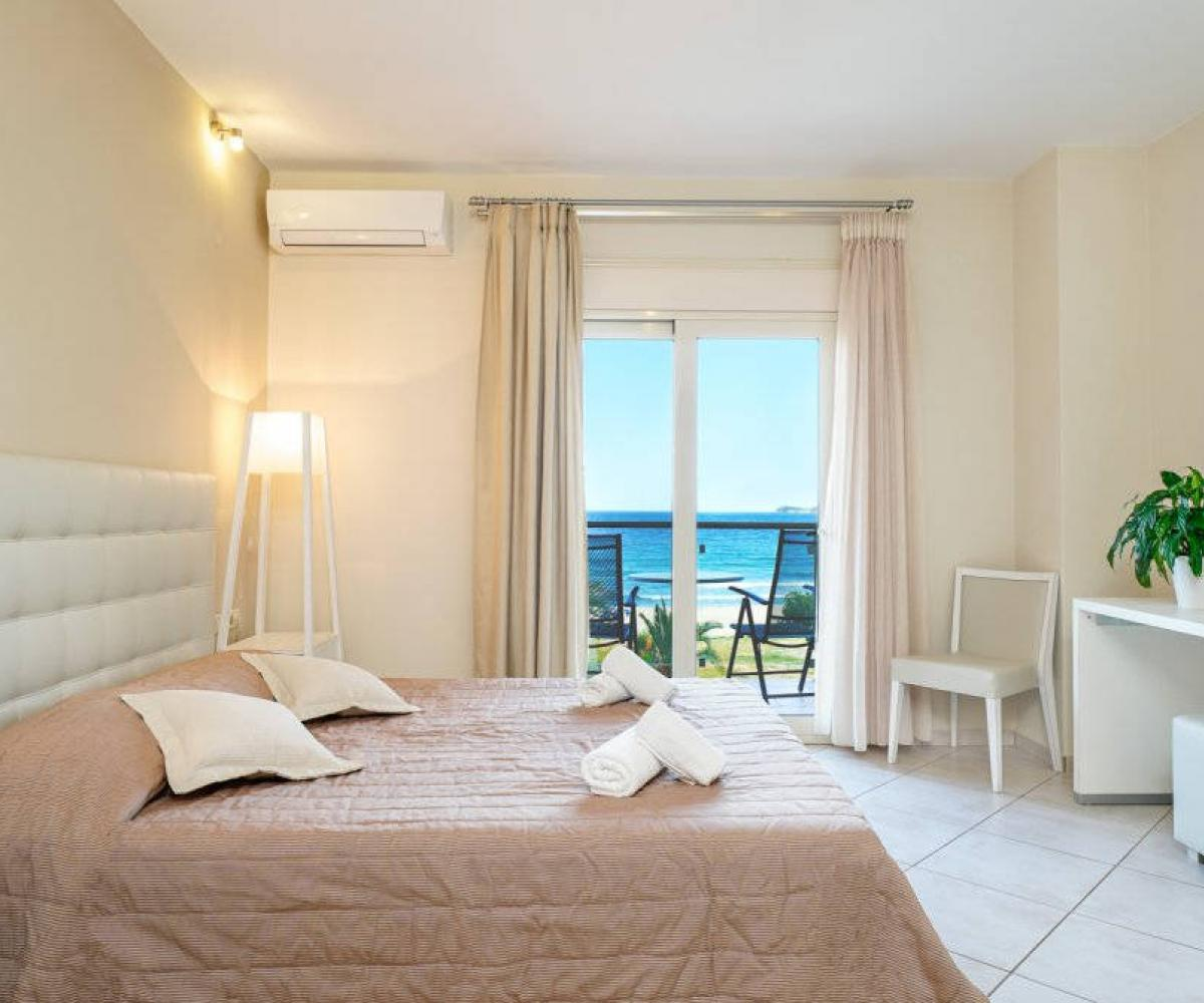 Golden San Hotel - Accommodation Thasos - Visit North Greece