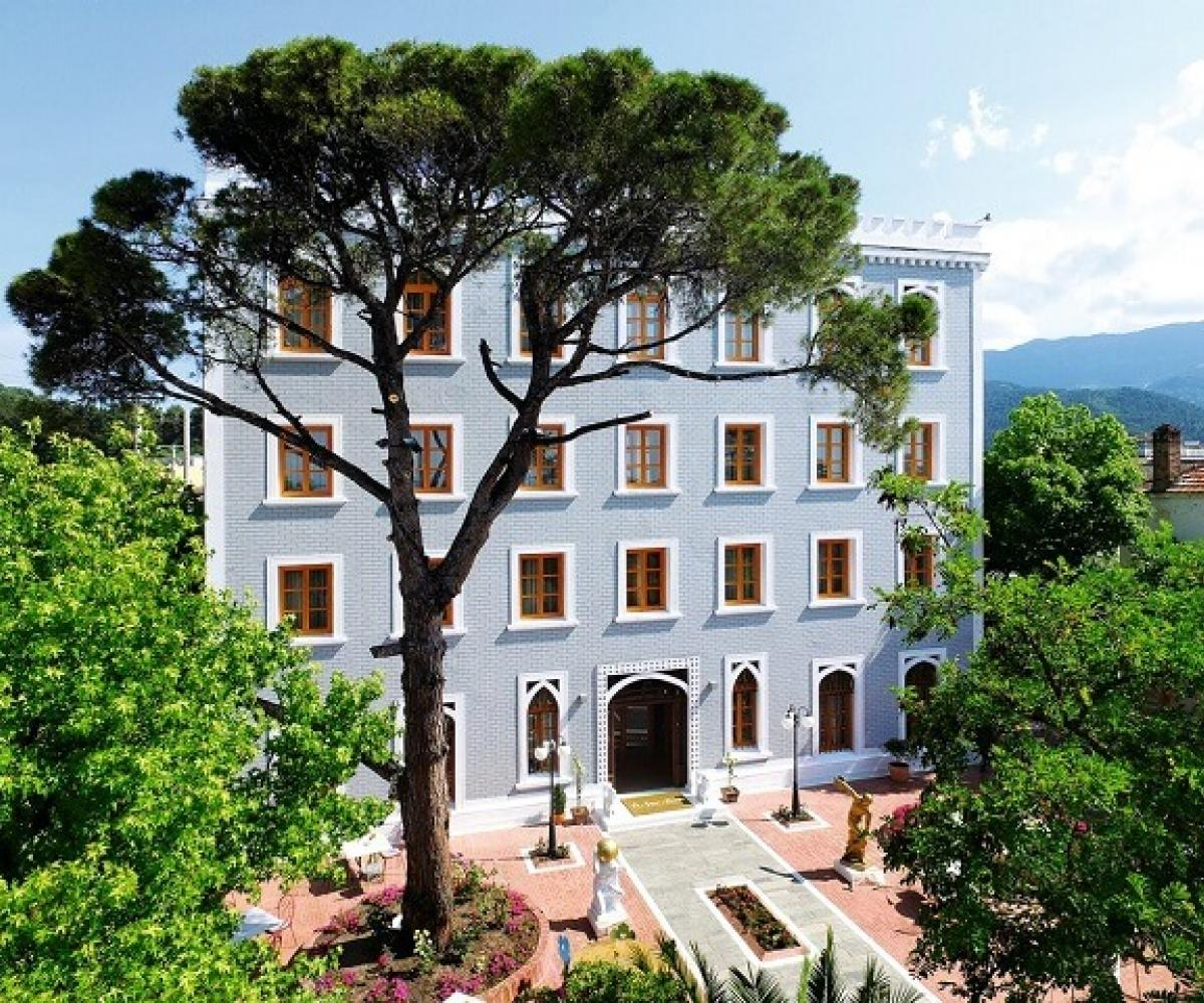 Hotel A for Art - Thasos - Visit North Greece