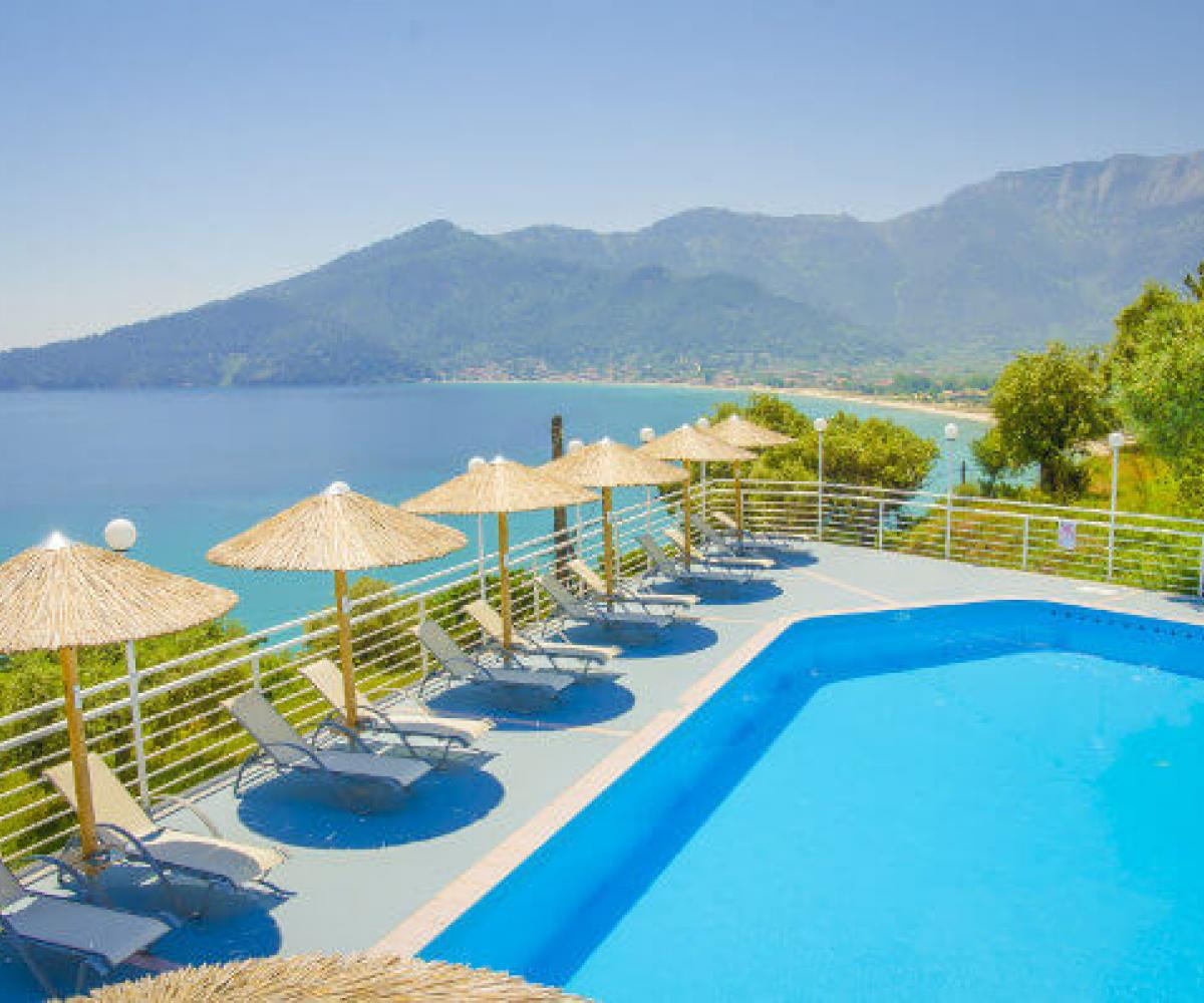 Hotel Dionysos - Thasos - Visit North Greece