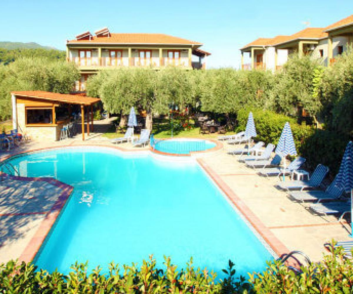 Hotel Thetis - Thasos - Visit North Greece