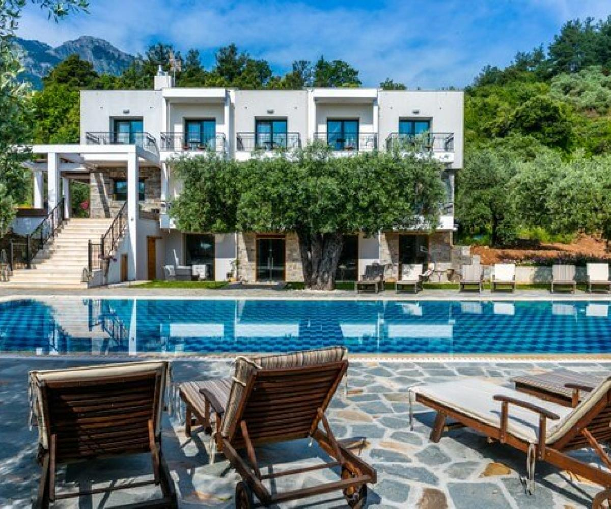 Hotel Ipsario Garden - Thasos - Visit North Greece