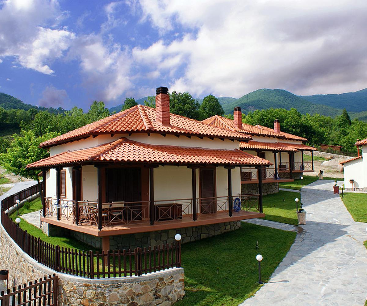 The Karyon Houses, Nestos Area - Visit North Greece