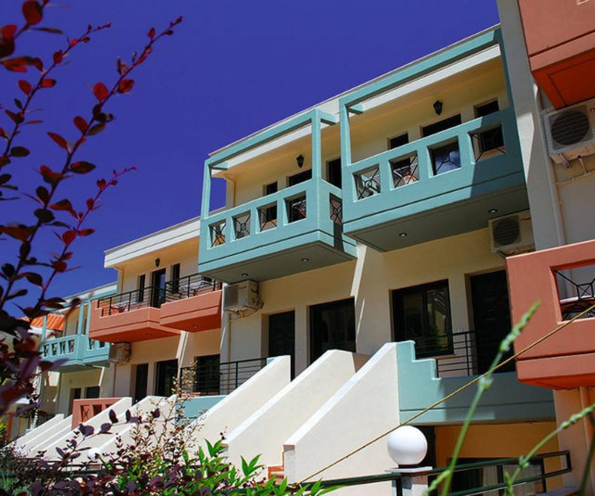 Hotel Ntinas Filoxenia - Thasos - Visit North Greece