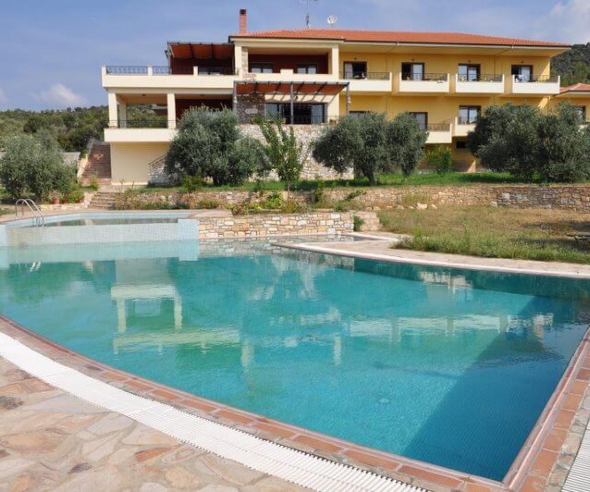 Hotel Moonbeam - Thasos - Visit North Greece