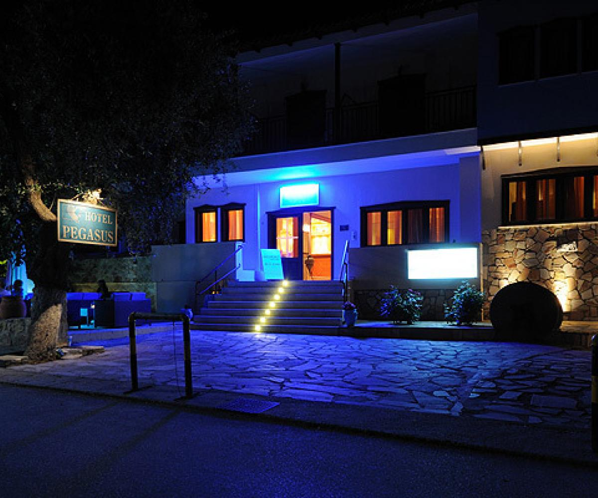 Hotel Pegasus - Thasos - Visit North Greece