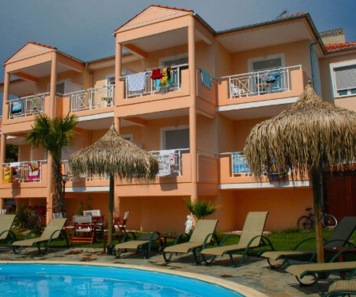 Hotel Potos - Thasos - Visit North Greece