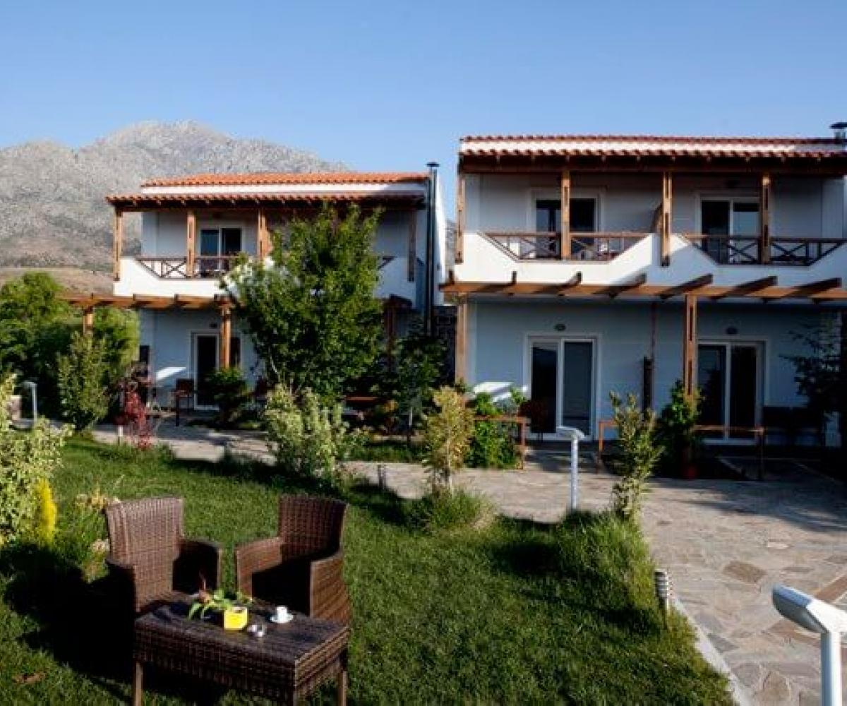 Hotel Samothraki Village - Samothrace - Visit North Greece