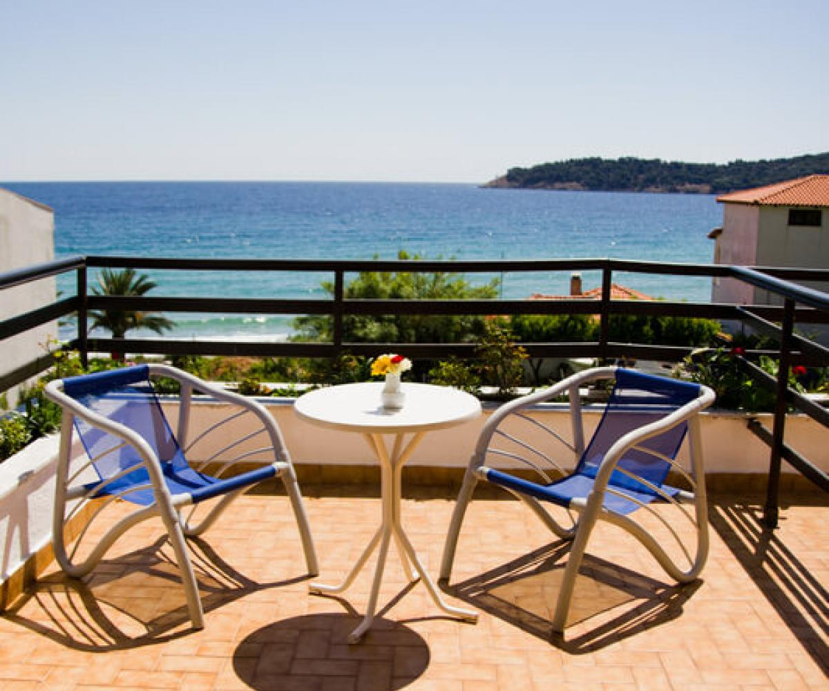 Hotel Sylvia - Thasos - Visit North Greece