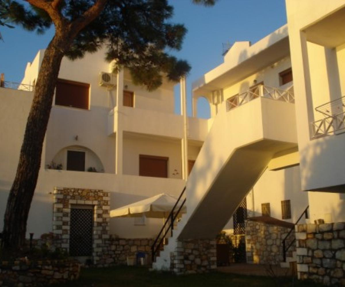 Villa Victoria - Thasos - Visit North Greece